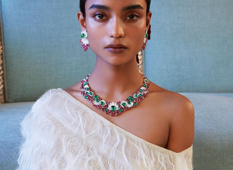 The Luxury Jewellery: Jewellery designer Ananya on her most recent jewellery collection and plans.