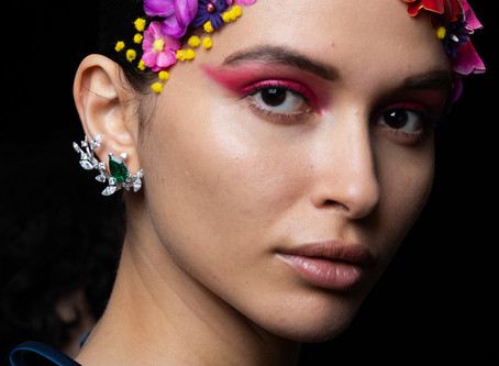 Paris Haute Couture Fashion Week 2019: REZA ON THE RUNWAY.