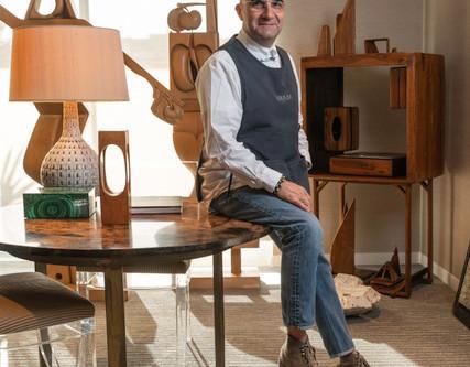 Vram Minassian: Interview with the designer behind world's eponymous label, VRAM jewellery.