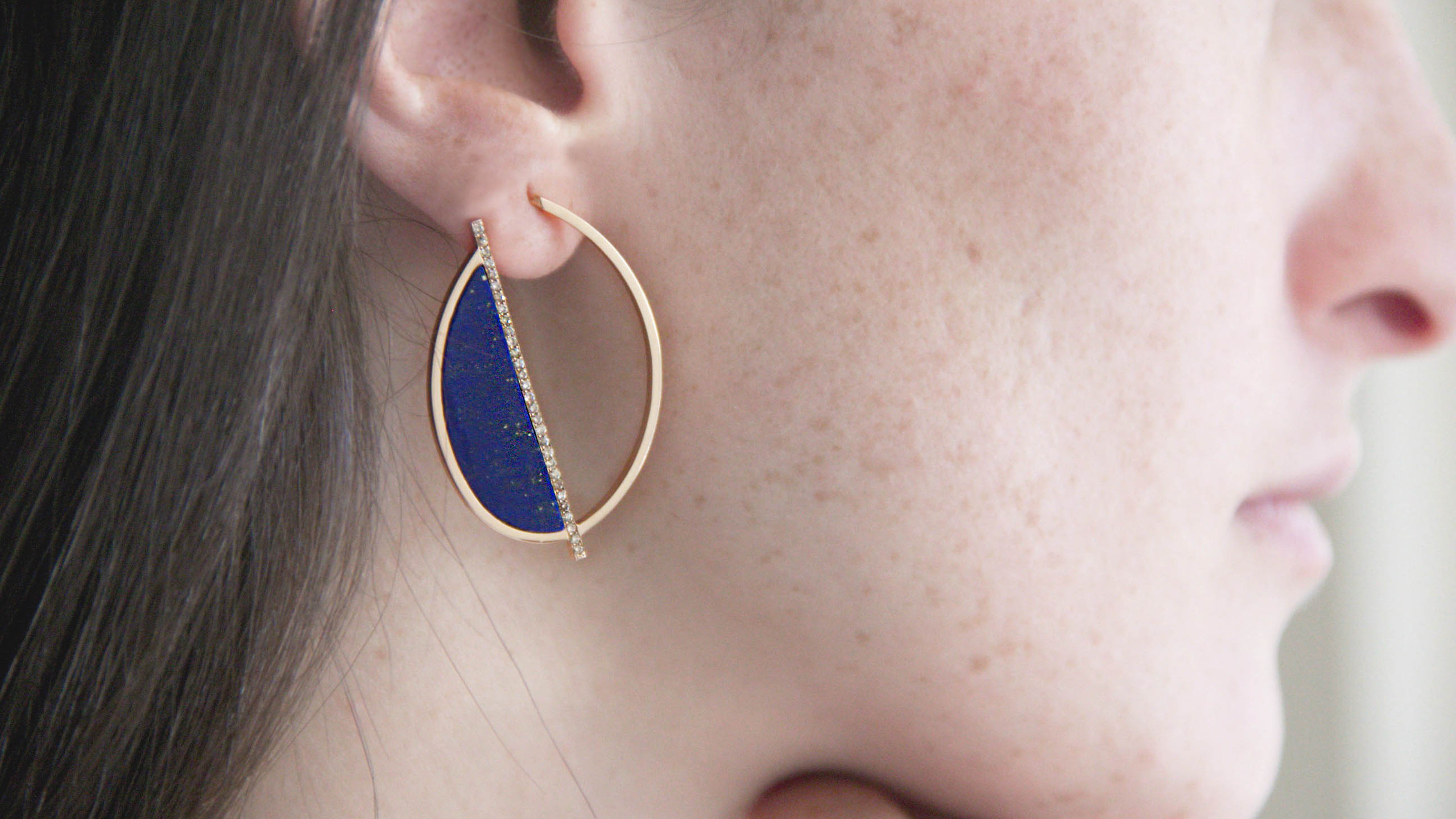 Cerne earrings
