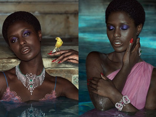 Gucci: Hortus Deliciarum (Garden of Delights) New High Jewellery Collection