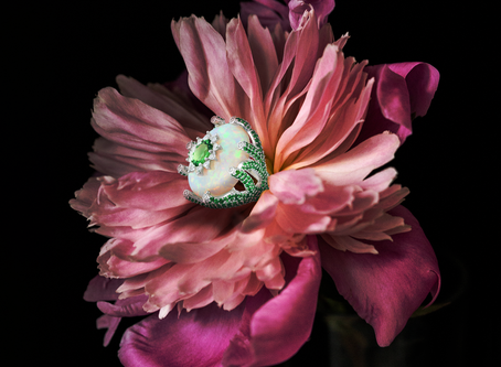 Easter 2020: Spring Blossoms & Easter Editorials in High Jewellery.