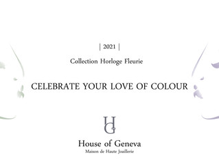 House of Geneva: Celebrating Spring with Exceptional Haute Joaillerie