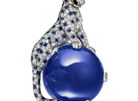 Gemstones: IGTV Interview with Gübelin Academy Trainer Mélanie Matthes. All things Sapphire.