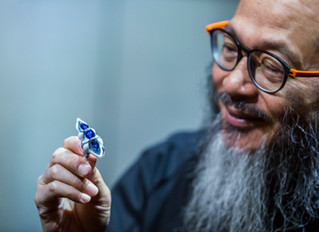 Wallace Chan: Exclusive interview with the world-famous jewellery designer