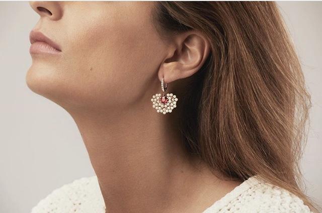 Toba Earrings
