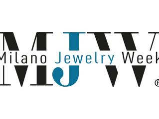 Milano Jewelry Week, June 3 to June 6, 2021