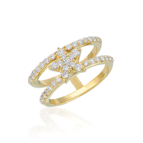 Double Star Bright Ring