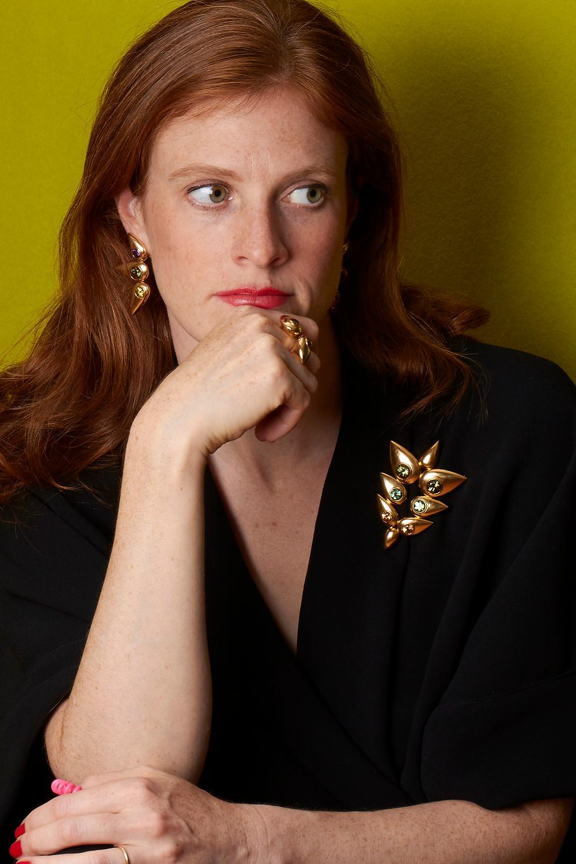 Cora Sheibani Portrait