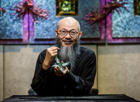 TEFAF Maastricht 2020: Wallace Chan unveiled two of his new creations to the public.