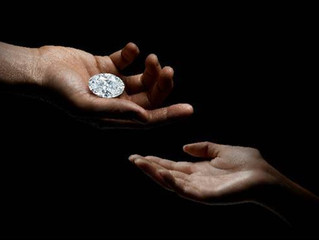 AUCTION: A HIGHLY IMPORTANT D COLOUR FLAWLESS DIAMOND FOR SALE