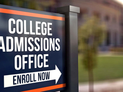 आपको भी अगर कॉलेज में एडमिशन लेना है तो यह खबर आपके लिए है