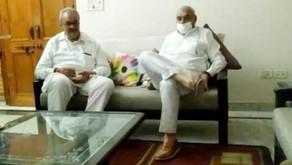इस पूर्व विधायक ने भाजपा छोड़ने के बाद पूर्व सीएम हुड्डा से की बंद कमरे में बैठक, जानिए क्यों?