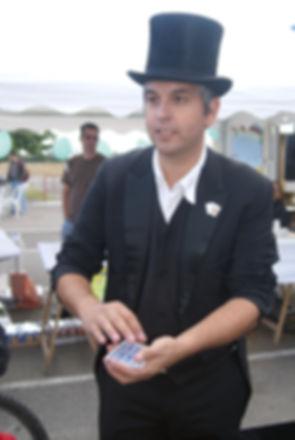 magicien toulouse