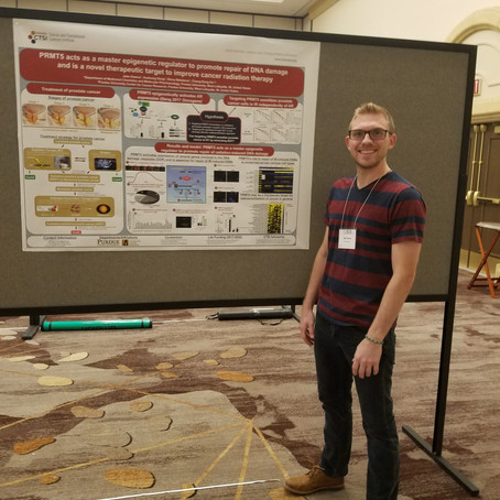 Jake and Elena to SBUR Annual Meeting 2018 in Palm Springs, CA