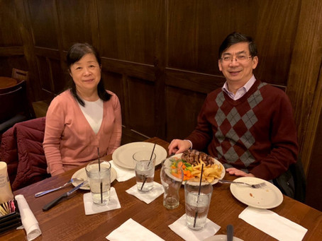 Hu Lab Fall 2019 Celebration Dinner