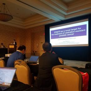 Elena Beketova Delivers Presentation at SBUR in New Orleans, LA.