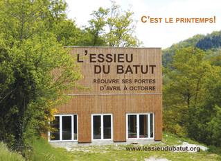 Les artistes investissent le Batut
