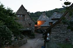 Entree du hameau