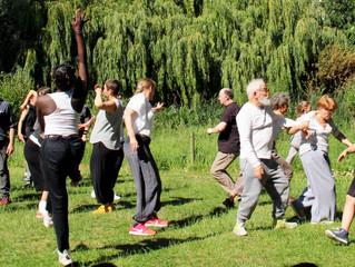 Appel à participation, atelier danse, réunion d'information mardi 10 sept 18h30 Mairie d'Ent
