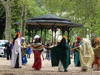 Participez! Carnaval Ateliers danse et arts plastiques avec Vania Vaneau, 3 et 4 puis 16 et 17 Octob