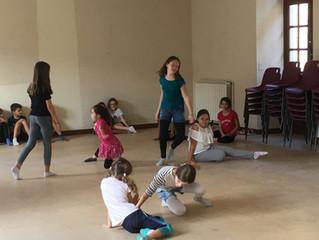 L'atelier danse participatif et intergénerationnel commence ce samedi 5 octobre 2019