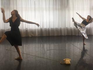 Sortie de résidence le 21 juillet à 19h Marion Le Guevel, danse-théâtre