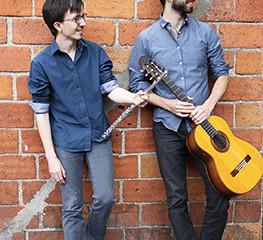 Le Duo Lazare en concert jeudi 10 août à Entraygues-sur-Truyère