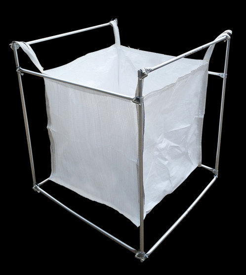 The Bulk Bag Buddy Pro Frame Has Additional Cross Members To Give Extra Strength And Rigiy For Those Heavy Duty Jobs Weight 5 5kg