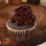 Grandma B's Chocolate Cupcake.JPG