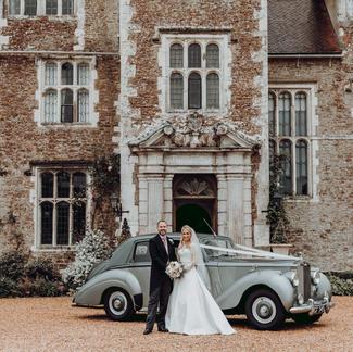Jenny & James - Loseley Park Wedding