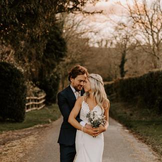 Hattie & Henry - Tithe Barn Micro Wedding