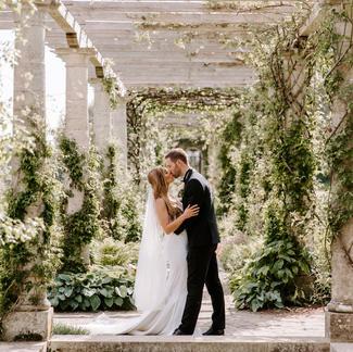 Jasmine & Ian - West Dean Gardens