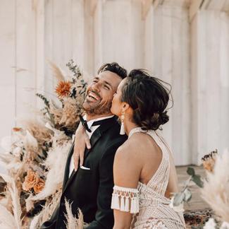 Jess & Sam - Wilderness Wedding