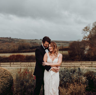 Kelly & Oscar - Hyde House Wedding