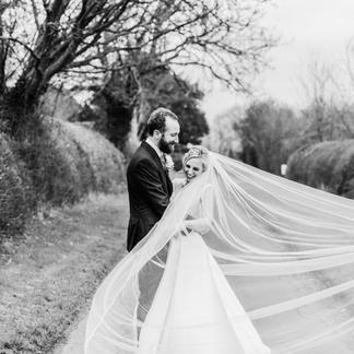 Victoria & Henry - Clock Barn Wedding