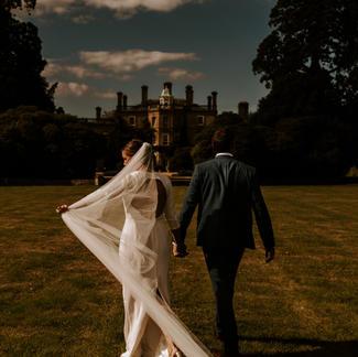 Fran & Ben - Pylewell Park Micro Wedding