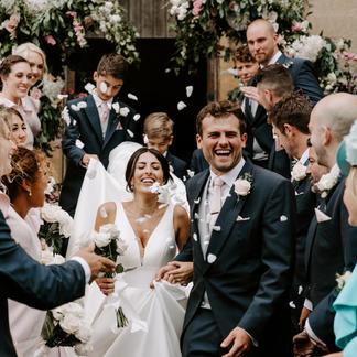 Ari & James - Stanway House Wedding