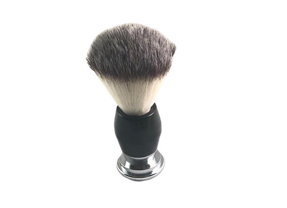 Monochrome Synthetic Shaving Brush
