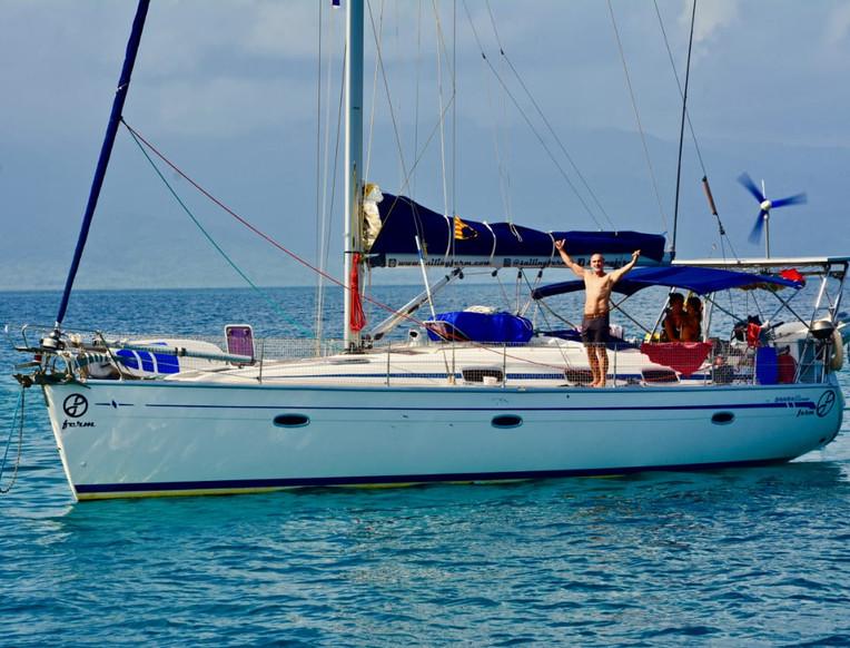 Familia de veleros Ferm Panamá
