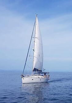 Sejour panama bateau a voile Bavaria 42