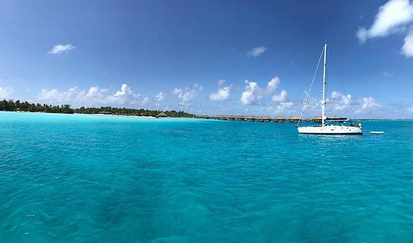 Sailing trip French Polynesia