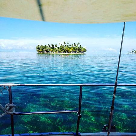 Islas paradisíacas Las San Blas