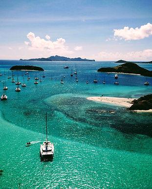 Grenadines islands