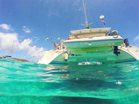 swimming in the grenadines.jpg