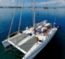 Angelique II Belize charter