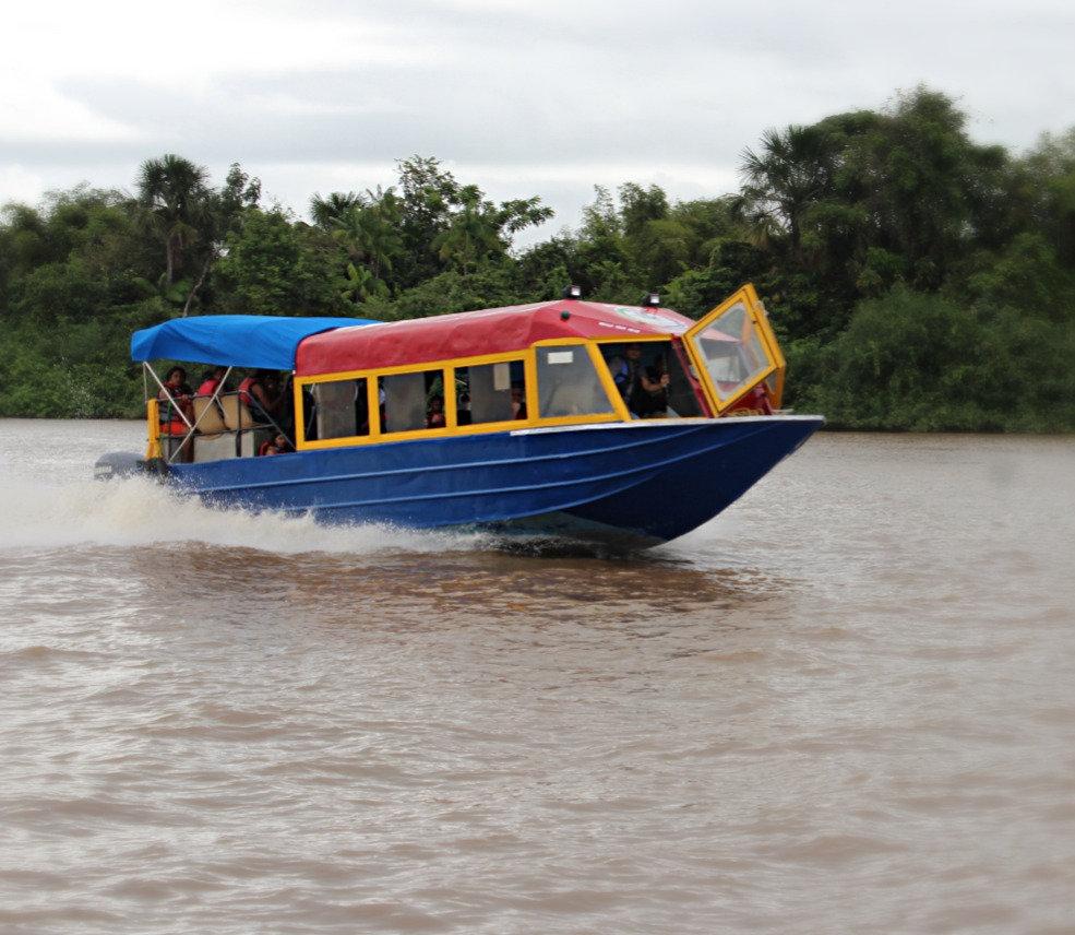 Essequibo River Tour