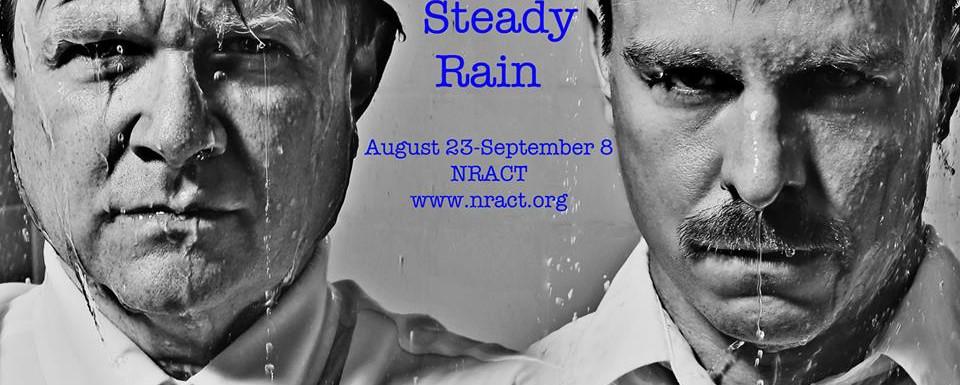 A Steady Rain by Keith Huff