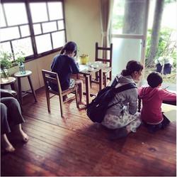 日本画ワークショップ