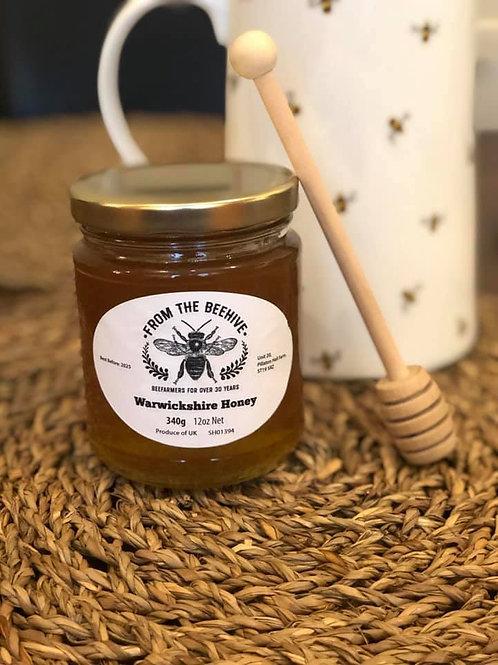 Warwickshire Runny Honey 340g